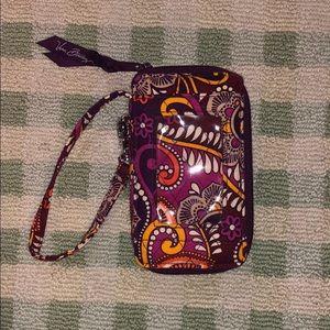 Vera Bradley phone/wallet/wristlet